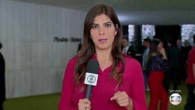 Bolsonaro aguarda análise da AGU para vetar pontos do projeto de abuso de autoridade - O presidente tem até o dia 5 de setembro para decidir se veta ou sanciona na íntegra o projeto.