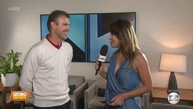 Em entrevista ao Globo Esporte Pernambuco, Milton Mendes fala do clássico decisivo - Treinador do Santa Cruz vive a expectativa da partida com Náutico, neste sábado, pela Série C