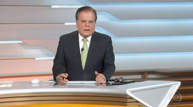Bom Dia Brasil - Edição de sexta-feira, 23/08/2019 - O telejornal, com apresentação de Chico Pinheiro e Ana Paula Araújo, exibe as primeiras notícias do dia no Brasil e no mundo e repercute os fatos mais relevantes.