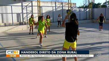 Jovem atacante de Iguatu brilha no futsal do Flamengo - Saiba mais em g1.com.br/ce