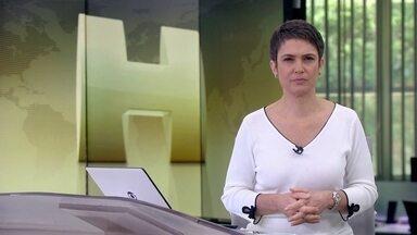 Jornal Hoje - Edição de sexta-feira, 23/08/2019 - Os destaques do dia no Brasil e no mundo, com apresentação de Sandra Annenberg.
