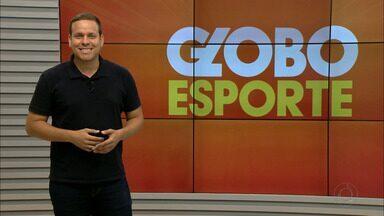 Confira na íntegra o Globo Esporte PB desta sexta-feira (23.08.19) - Danilo Alves apresenta os principais destaques do esporte paraibano