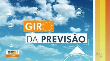 Telespectadores falam sobre a previsão do tempo para suas cidades - Telespectadores falam sobre a previsão do tempo para suas cidades.
