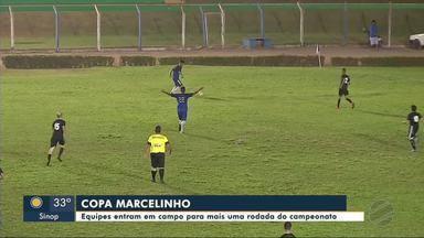 Equipes entram em campo para mais uma rodada da Copa Marcelinho Boiadeiro - Equipes entram em campo para mais uma rodada da Copa Marcelinho Boiadeiro