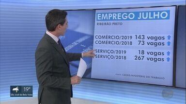 Números do emprego mostram desaceleração da economia de Ribeirão Preto em julho - Em Franca, também houve queda na geração de vagas.