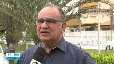 Secretaria de Saúde de Campos transfere gabinete para o HFM e promete novas medidas - Anúncios devem ser feitos na semana que vem.