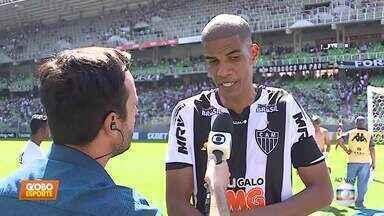 Após derrota para o Bahia, Leonardo Silva, do Atlético-MG, fala ao vivo no Globo Esporte - undefined