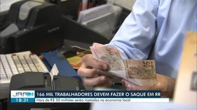 Trabalhador deve avisar agência bancária interesse por recebimento de benefício do FGTS - Prazo encerra no domingo (25).