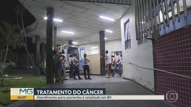 Pronto-atendimento do Hospital Alberto Cavalcanti vai atender apenas pacientes oncológicos - A mudança na unidade de saúde de BH vai começar no dia 9 de setembro, segundo a Fhemig.
