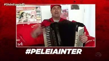 #PeleiaInter: torcedores colorados seguem confiantes na vitória do time - Assista avo vídeo.