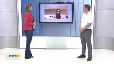 Rodrigo Almeida, médico, dá dicas de como identificar asma - Rodrigo Almeida, médico, dá dicas de como identificar asma