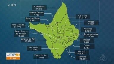 IBGE estima que mais Amapá tem mais de 845 mil habitantes - IBGE estima que mais Amapá tem mais de 845 mil habitantes