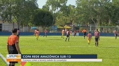 São José vence e se classifica para as quartas de final da Copa Rede Amazônica Sub-13 - São José vence e se classifica para as quartas de final da Copa Rede Amazônica Sub-13