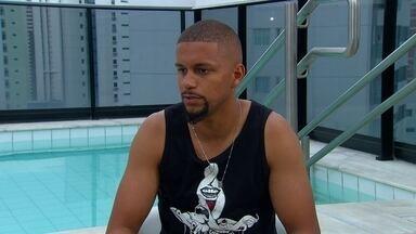 Anderson concede entrevista exclusiva ao Globo Esporte - Anderson concede entrevista exclusiva ao Globo Esporte