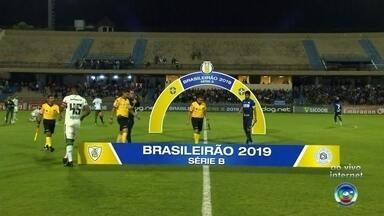 São Bento recebe o América-MG pela última rodada do primeiro turno - O São Bento enfrenta o América-MG nesta quarta-feira (28), no estádio Walter Ribeiro, em Sorocaba (SP). Esta é a última rodada do primeiro turno.