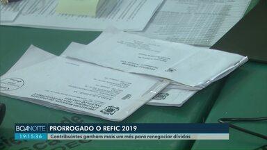Contribuintes cascavelenses vão ter mais um mês para renegociar dívidas com o município - Refic 2019 foi prorrogado. Prazo agora termina em 27 de setembro.