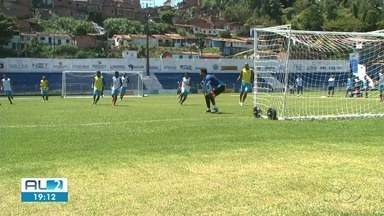 CSA faz último treino antes do jogo contra o Bahia - O jogo é no sábado (31), em Salvador.