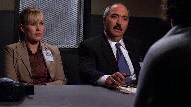 Casais Escolhidos - Allison é designada a ajudar o detetive Scanlon, que investiga uma série de assassinatos de casais recém-casados. Ela deve superar a resistência de Scanlon.