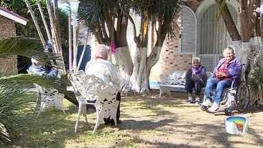 Número de asilos cresce em São José - População está envelhecendo.