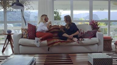 Fim da Linha - Júlia Rabello e Mônica Martelli dividem experiências sobre como lidar com o fim de um relacionamento: ficar com os amigos, ir a uma balada ou xingar muito nas redes sociais.