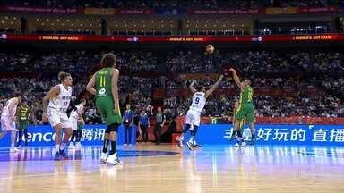 O Brasil estreia com vitória no mundial de basquete - O Brasil estreia com vitória no mundial de basquete