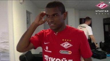 Fernando, ex-jogador do Spartak, se envolve em polêmica na Rússia - Fernando, ex-jogador do Spartak, se envolve em polêmica na Rússia
