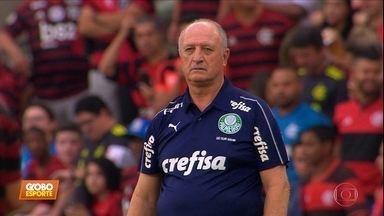 Veja como foi a derrota do Palmeiras para o Flamengo - Veja como foi a derrota do Palmeiras para o Flamengo