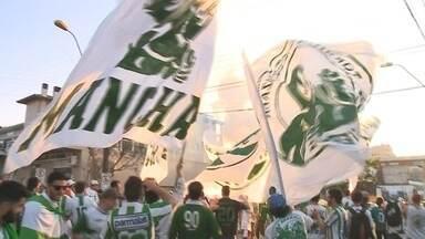 Juventude inicia a decisão da vaga na Série B em Imperatriz, MA - Partida de hoje começa às 20h.