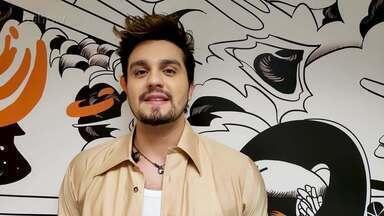 Luan Santana relembra viagem a Tóquio e fala das inspirações para o show 'Viva' - Show está disponível para assinantes do Globoplay