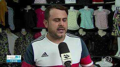 Prefeitura de Caruaru realiza pesquisa sobre Feira da Sulanca - Feirantes aguardam resultado da pesquisa.