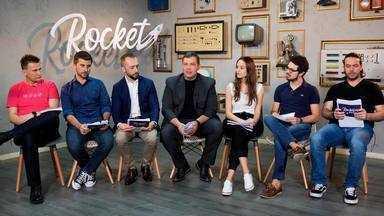 Episódio 1: Apertem os cintos, o Rocket Startup está no ar! - Jurados analisam as inscrições e escolhem as startups que participam do primeiro reality show da RPC