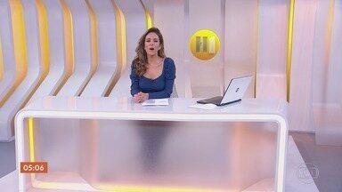 Hora 1 - Edição de terça-feira, 03/09/2019 - Os assuntos mais importantes do Brasil e do mundo, com apresentação de Monalisa Perrone