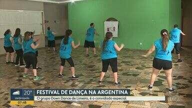 Dançarinos com síndrome de down de Limeira vão participar de festival na Argentina - undefined