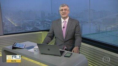 Bom Dia RJ - Edição de quinta-feira, 05/09/2019 - As primeiras notícias do Rio de Janeiro, apresentadas por Flávio Fachel, com prestação de serviço, boletins de trânsito e previsão do tempo.