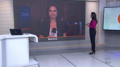Ministério da Educação lança projeto de escolas cívicos-militares - Carolina Bahia traz as informações direto de Brasília.