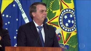 Bolsonaro veta 36 pontos de 19 artigos da Lei contra Abuso de Autoridade - Vetos precisam da confirmação do Congresso. Para o presidente, a maioria dos pontos vetados criava um tipo penal aberto à interpretação, o que geraria insegurança jurídica.