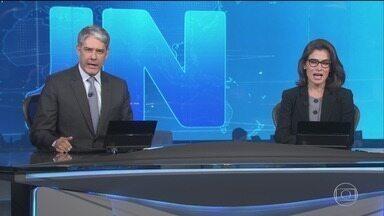 Jornal Nacional, Íntegra 05/09/2019 - As principais notícias do Brasil e do mundo, com apresentação de William Bonner e Renata Vasconcellos.