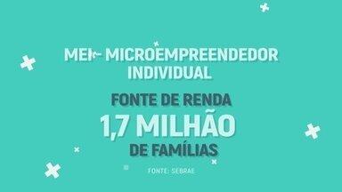 MEI completa 10 anos com mais de dois milhões de empreendedores - Atividade do MEI é a principal fonte de renda de 1,7 milhão de famílias no Brasil, segundo o Sebrae.