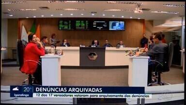 Câmara absolve prefeito de Divinópolis em processo de infração político-administrativa - Relatório final sobre as denúncias contra o prefeito Galileu Machado (MDB), foi votado nesta sexta-feira (6) durante reunião extraordinária na Câmara. Denúncias serão arquivadas.