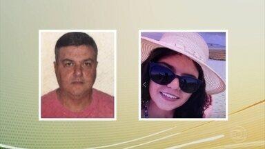 Pai e filha são mortos em SP em emboscada quando tentavam vender um carro - Dois homens fingiram estar interessados no veículo que eles tinham anunciado na internet. Um dos suspeitos foi preso. Ele é estudante de engenharia.