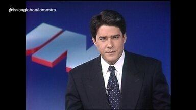 'Isso a Globo Não Mostra #34': top 5 JN - No quadro de humor do Fantástico, veja as novidades da semanas tratadas de uma forma leve, além de brincadeiras com cenas exibidas na programação da Globo.