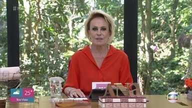 Pensamento do dia - Segunda-feira, 09/09 - 'Seja paciente. Você não come a fruta no mesmo dia em que planta a semente'