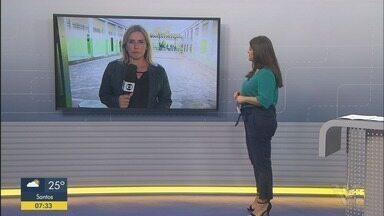 Ameaças assustam professores, pais e alunos de escola em Itanhaém - Guarda Civil Municipal realiza rondas pela Escola Eugência Pita Rangel Veloso.