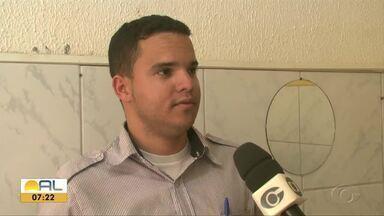 Cobrador de ônibus sonha em voltar a jogador futebol profissional - Conheça a história de Diego, que abandonou os gramados por causa de lesão