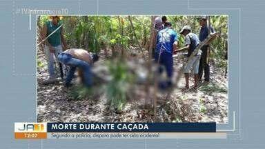 Homem morre após levar tiro durante caçada em Araguaína - Homem morre após levar tiro durante caçada em Araguaína