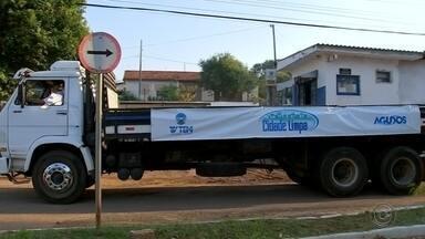 Cidade Limpa percorre bairros em Agudos a partir desta segunda-feira - Cidade Limpa está em Agudos essa semana. Confira os bairros que vão ser atendidos a partir desta segunda-feira.