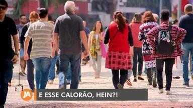 Segunda-feira (9) é marcada pela troca de temperaturas em Porto Alegre - Assista ao vídeo.