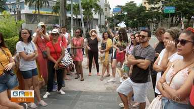 Projeto 'Olha Recife' apresenta roteiros para conhecer a capital - Você pode aprender um pouco da história do Recife caminhando pelas ruas da cidade.