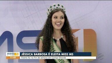 Do assentamento para as passarelas - Candidata de Corumbá vai representar MS em concurso nacional de beleza