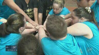 Grupo 'Down Dance', de Limeira, conquista 2º lugar em festival internacional de dança - undefined